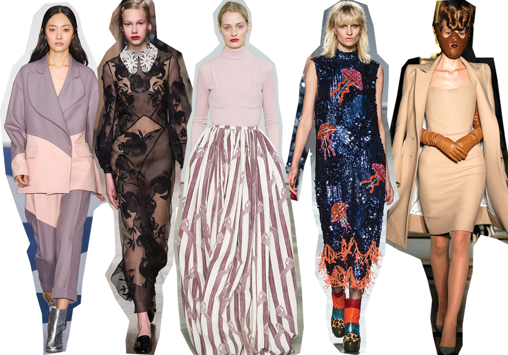 London Fashion Week Roundup