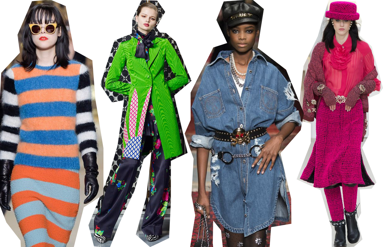 What to Wear: 6 Key Trends For Autumn/Winter 2016